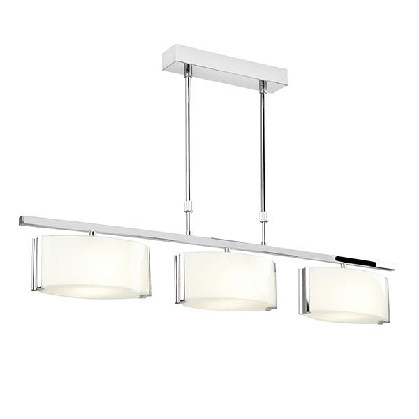 CLEF-BAR-3CH-Chrome-plate-&-gloss-white-glass-CEILING-LIGHT