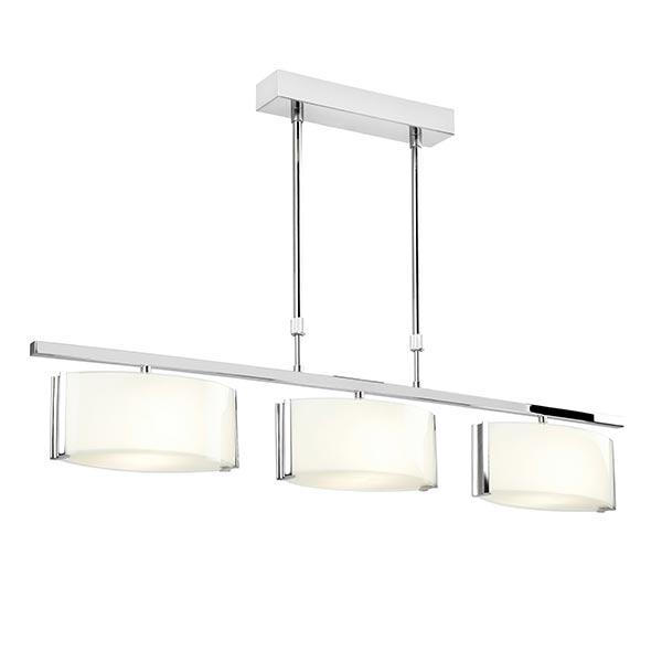 CLEF-BAR-3CH-Chrome-plate-&-gloss-white-glass-CEILING-LIGHT