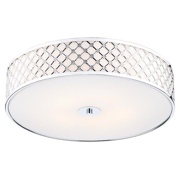Dhciv5050 civic 5lt flush lrg pol chrome ceiling
