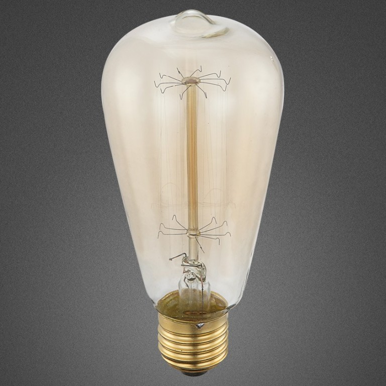 GLO11405 FILAMENT BULB TRADITIONAL