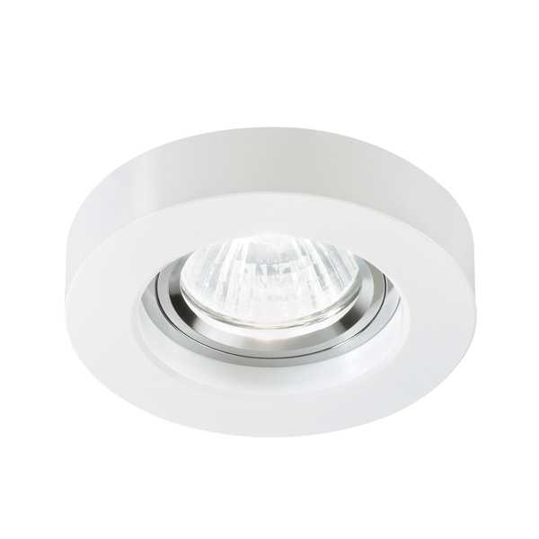 Id113999 Blues Fi1 Bianco Spot Recessed Lighting White