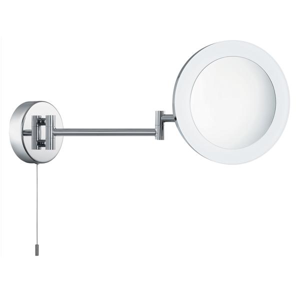 St1456cc Bathroom Shaving Mirror 3w Led National Lighting