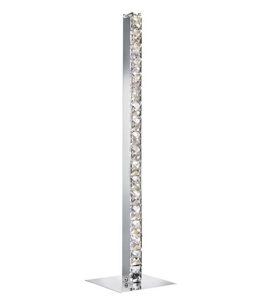 st7023cc-clover-led-column-table-lamp-chrome-clear-crystal-trim