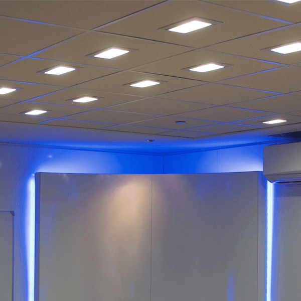8 ways to use led strip lighting national lighting example blue led dtrip lights robus brand under mozeypictures Image collections