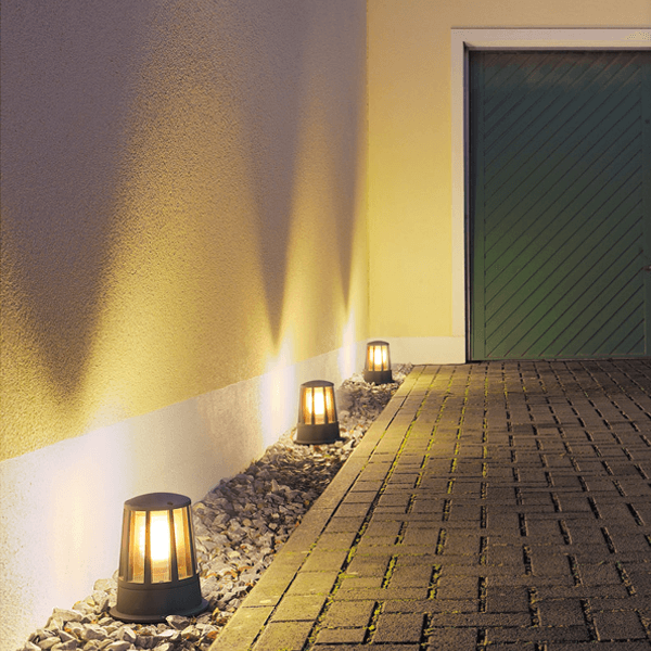 NL-230435 OUTDOOR CONE ANTHRACITE - National Lighting