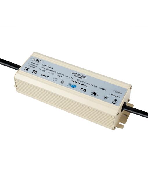 RVB100-PSU-ROBUS-DRIVE-TRANSFORMER-FOR-FLEXI-STRIP-WARM-WHITE-1000CM
