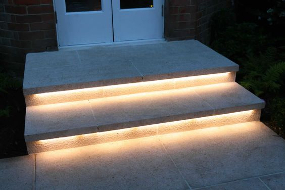 Lighting Basement Washroom Stairs: 8 Ways To Use LED Strip Lighting