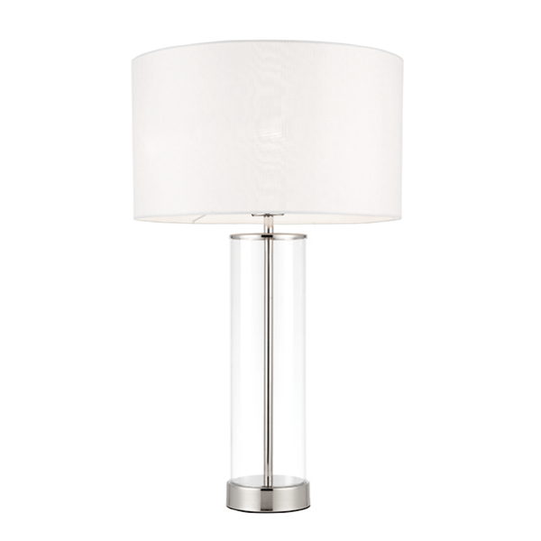 sg70600 lessina touch table lamp nickel