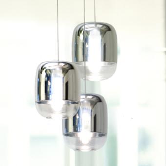 gong-mini-pendant-chrome-white-large-pendant-national-lighting-dublin-ireland-jpg