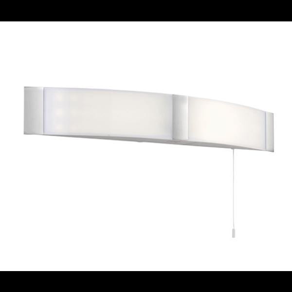 Sg68930 onan shaver ip44 cool white wall light chrome finish sg68930 onan shaver ip44 cool white wall light aloadofball Images