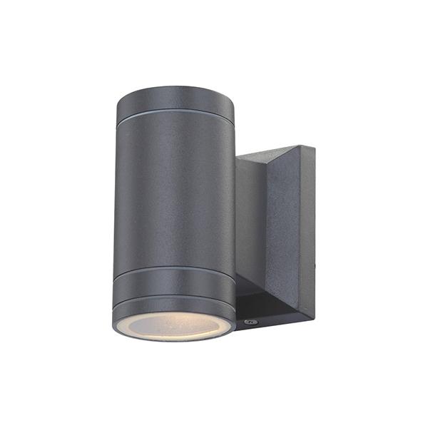 glo32028-gantar-outdoor-wall-light-black-gu10-national-  sc 1 st  National Lighting & GLO32028 GANTAR OUTDOOR WALL LIGHT BLACK GU10 - National Lighting