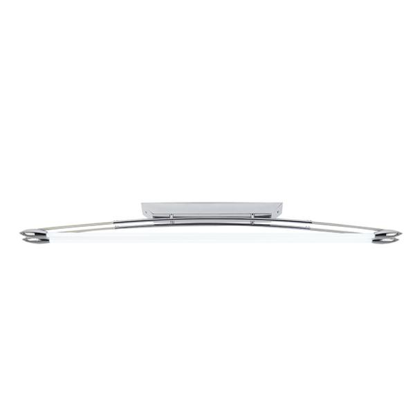 sgel-10085-chrome-twin-fluorescent-harper-flush-national-lighting-dublin-ireland