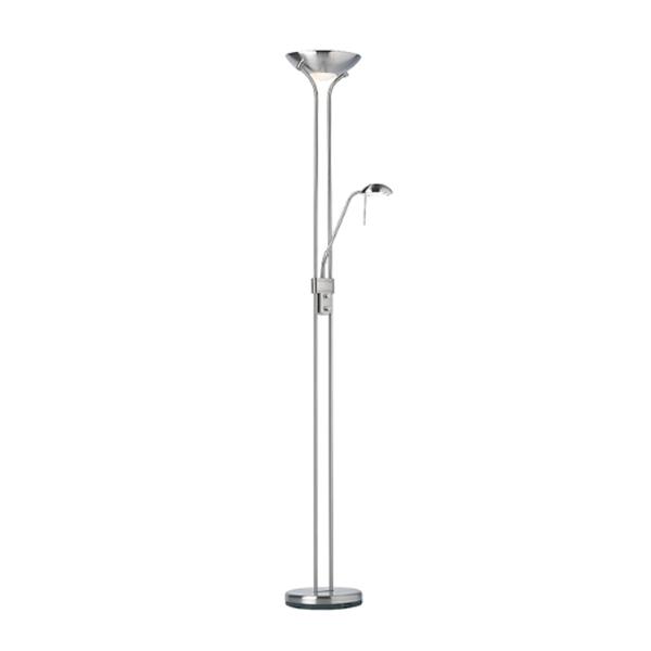 SGROME/SC HALOGEN FLOOR LAMP