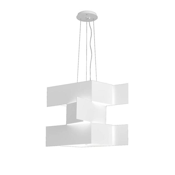 Light Shop Dublin Industrial Estate: ZET293576WHM SHADOW PENDANT WHITE 2 X 55W G11