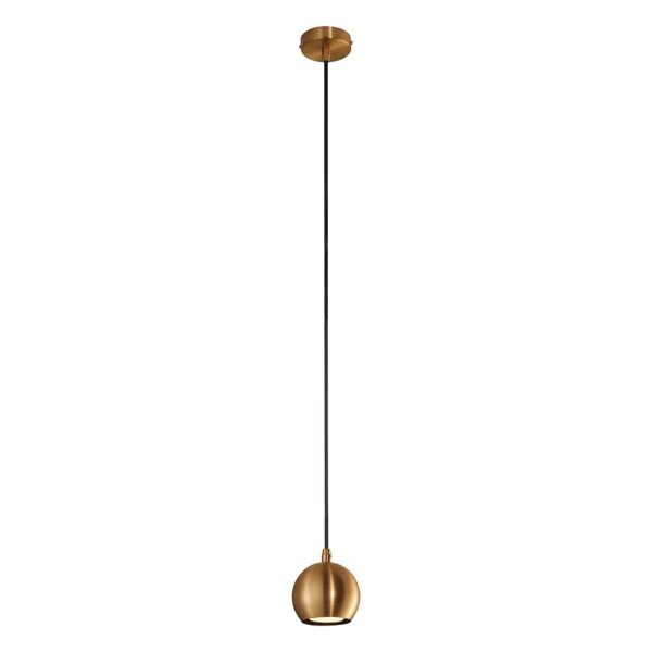 NL-133499-LIGHT-EYE-BALL-PENDANT-BRUSHED-COPPER-BLACK-TEXTILE-NATIONAL-LIGHTING-DUBLIN-IRELAND
