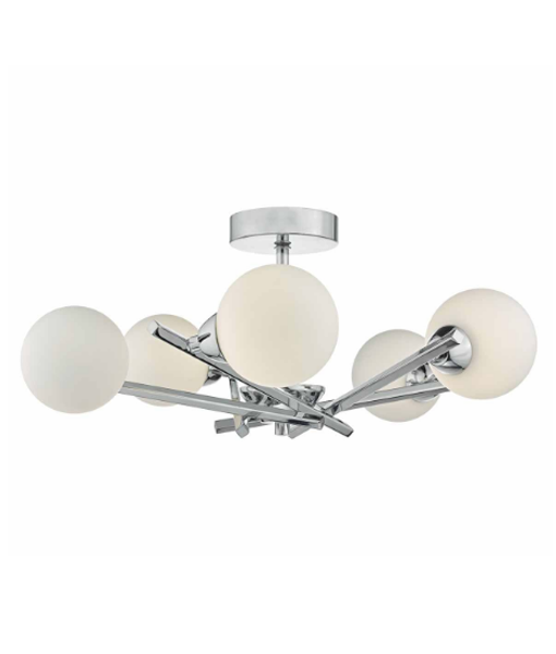 RET5450-Reto-5lt-Semi-Flush-Polished-Chrome-AND-Opal-Glass-NATIONAL-LIGHTING-DUBLIN-IRELAND
