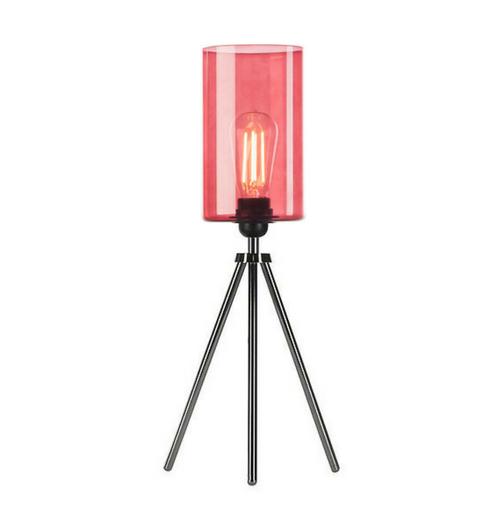 Nl155542 Fenda Chrome Table Lamp Base Base Only National Lighting