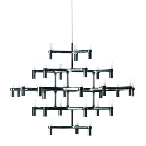 NOCRO HNT 52 CROWN crown-major-nero_1 30 LIGHT PENDANT NATIONAL LIGHTING NEMO DUBLIN IRELAND.jpg