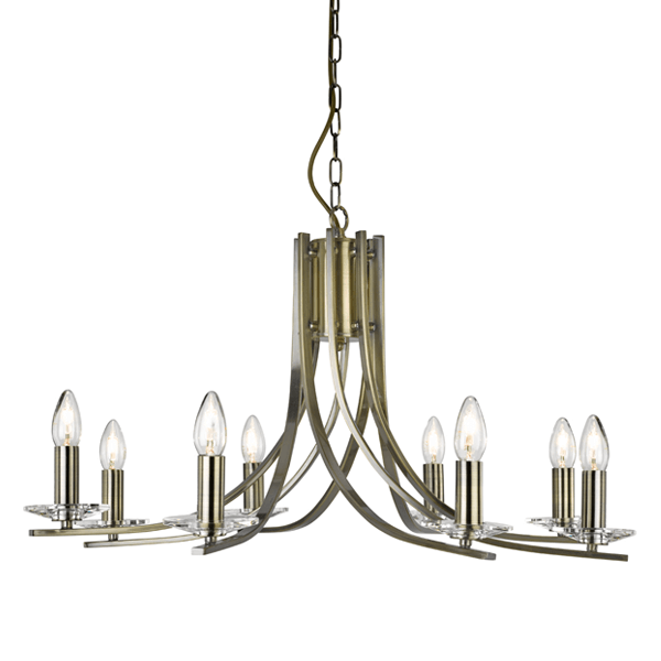 st4168-8ab-antique-brass-glass-8-tier-ceiling-fitting-irelands-best-lighting-showroom-dublin-national-lighting-jpg