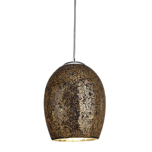 st8069bz-1lt-bronze-crackle-glass-pendant