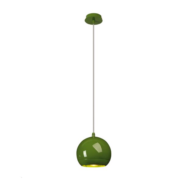 NL 133485GR LIGHT EYE PENDULUM LAMP FERN GREEN