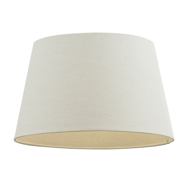 sgcici-18iv-18inch-ivory-shade-tapered-linen-national-lighting-dublin
