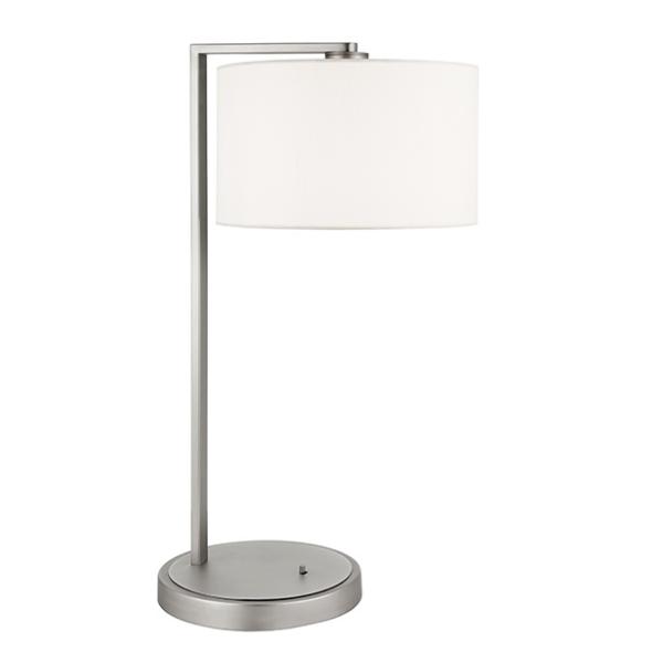sg67634-daley-table-matt-nickel-vintage-white-faux-silk-national-lighting-dublin-ireland