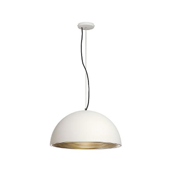 Hanging Lamp Nl: NL-155921 FORCHINI M PENDANT LAMP WHITE/SILVER