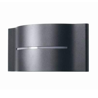 RP158001059 SURF OUTDOOR WALL LIGHT SLATE GREY ROGER PRADIER NATIONAL LIGHTING DUBLIN IRELAND OUTDOOR LIGHTING COLOURED