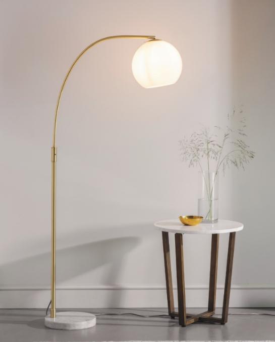 SG76613 Otto Endon Floor Lamp - National Lighting